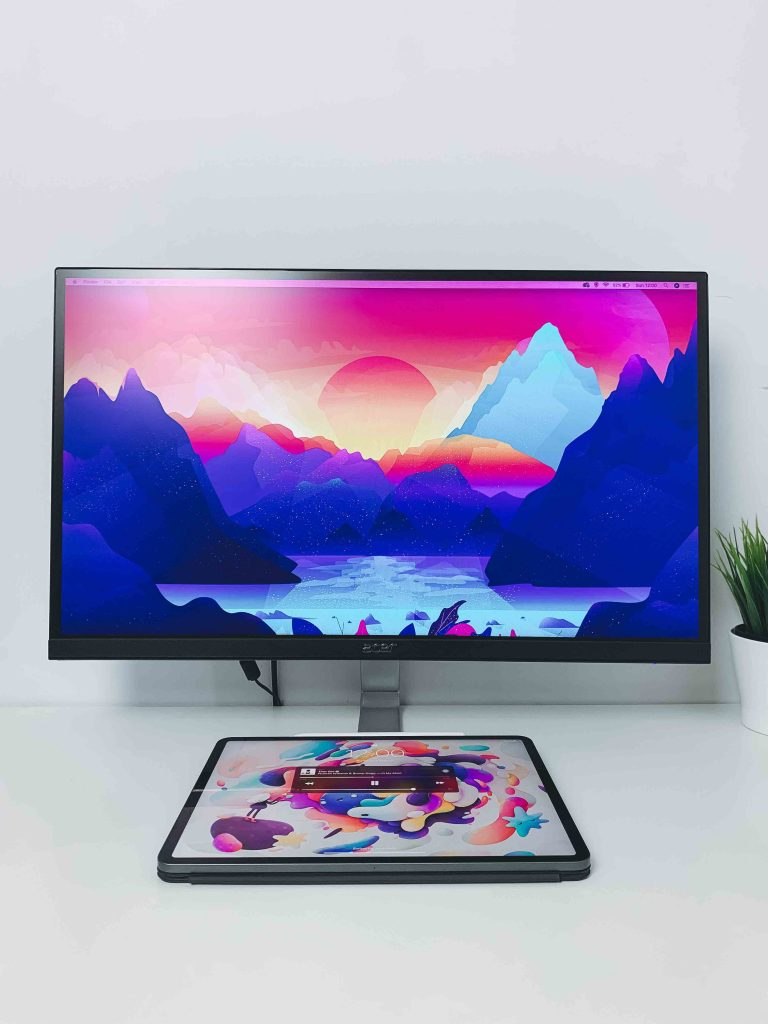 second display monitor system